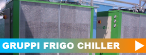 Installazione e manutenzione gruppi frigo Chiller